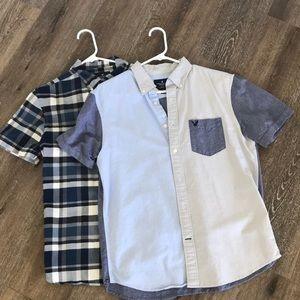 Men's American Eagle Shirt Bundle